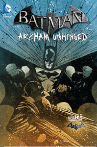 Batman : Arkham Unhinged Vol. 4