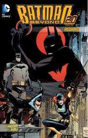 Batman Beyond 2.0 : Rewired