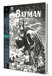 Batman : Kelley Jones Graphitti Designs