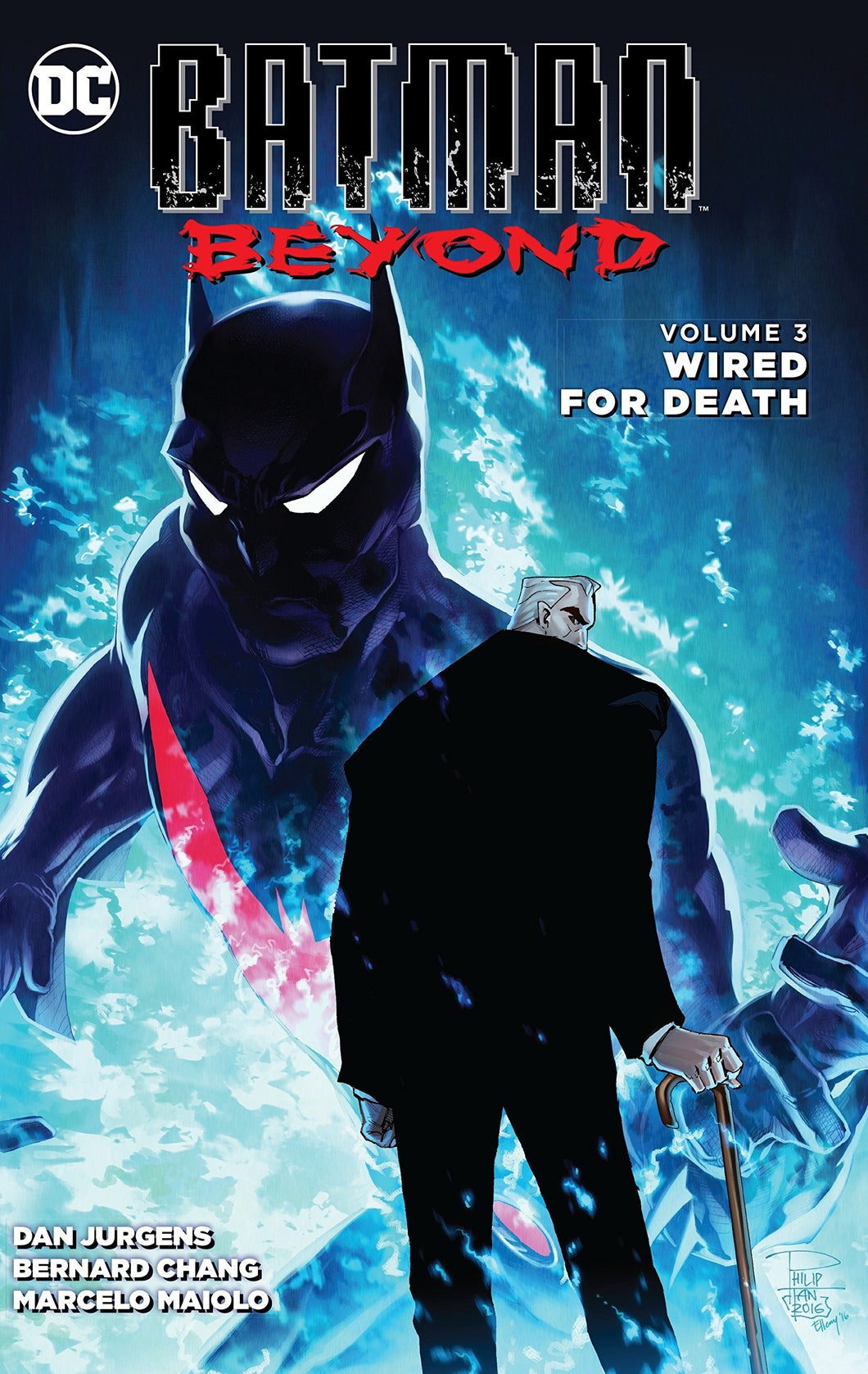 Batman Beyond Vol. 3 : Wired for Death