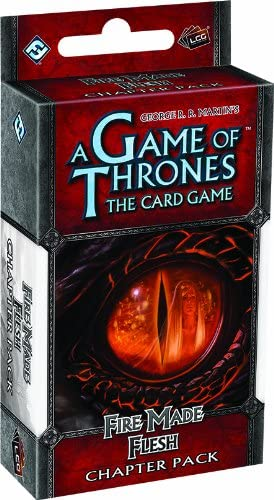 A Game of Thrones: The Card Game - Fire Made Flesh Chapter Pack