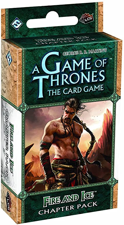 A Game of Thrones: The Card Game - Fire and Ice Chapter Pack