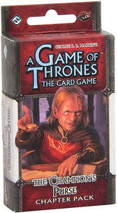 A Game of Thrones: The Card Game - The Champion's Purse Chapter Pack