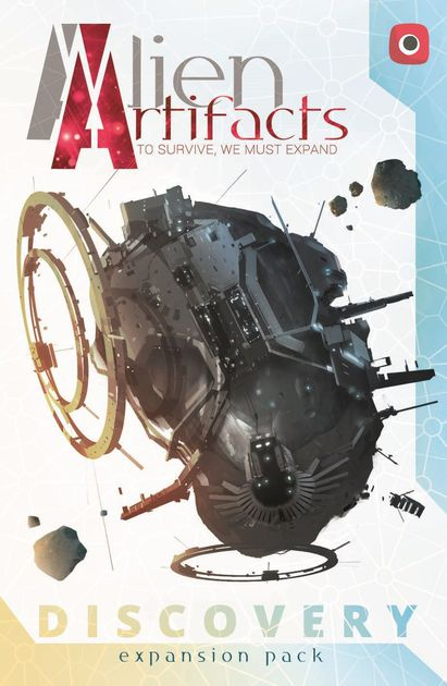 Alien Artifacts Discovery Expansion Pack