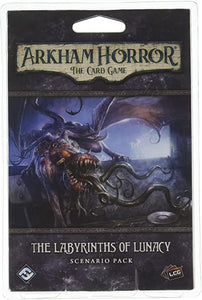 Arkham Horror : The Labyrinths of Lunacy