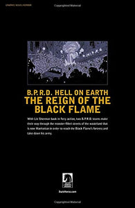 B.P.R.D Hell On Earth Vol. 9 The Reign of the Black Flame