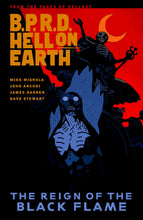 Load image into Gallery viewer, B.P.R.D Hell On Earth Vol. 9 The Reign of the Black Flame