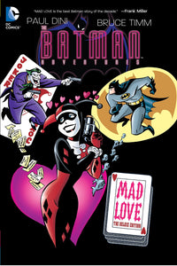Batman Adventures : Mad Love Deluxe Edition