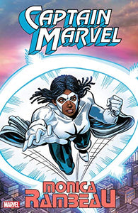 Captain Marvel : Monica Rambeau