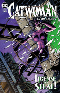 Catwoman Vol. 2 : License To Steal