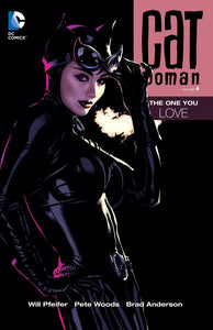 Catwoman Vol. 4 : One You Love
