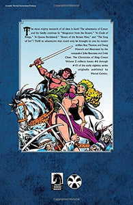 Chronicle King Conan Vol. 2 : Vengeance from the Desert and Other Stories