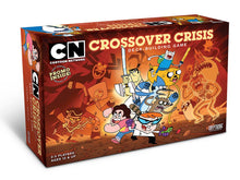 Load image into Gallery viewer, Cartoon Network Crossover Crisis Deck-building Game
