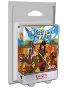 Crystal Clans Fire Clan