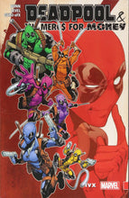 Load image into Gallery viewer, Deadpool & the Mercs for Money Vol. 2 : IvX