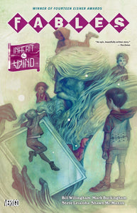 Fables Vol. 17 : Inherit the Wind