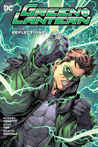 Green Lantern Vol. 8 : Reflections N.52