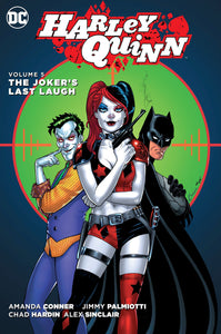 Harley Quinn Vol. 5 : The Joker's Last Laugh