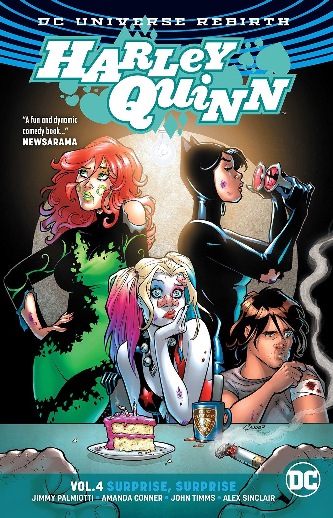 Harley Quinn Rebirth Vol. 4 : Surprise, Surprise