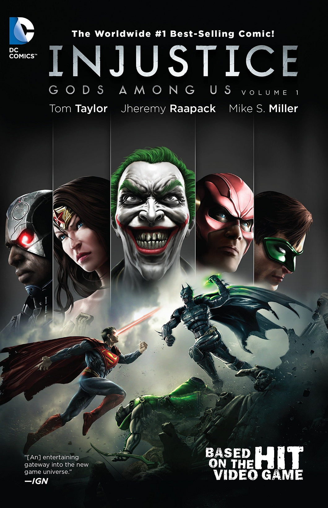Injustice : Gods Among Us Vol. 1
