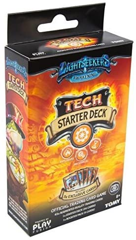 Lightseekers Awakening Tech