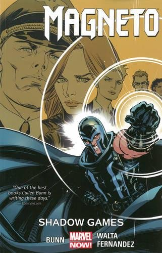 Magneto Vol. 3 : Shadow Games
