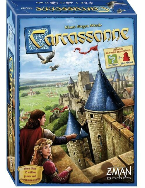 Carcassonne Basic 2.0 - New Edition