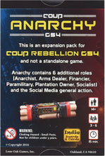 Load image into Gallery viewer, Coup Rebellion G54 Anarchy