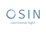 OSIN, nutritional light. Logo.