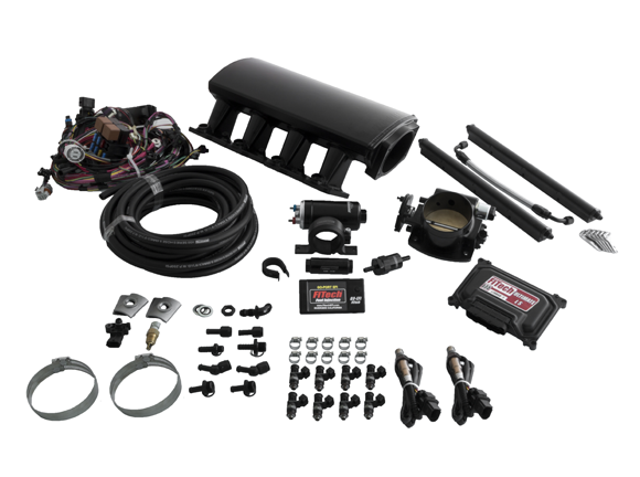 FiTech - Ultimate LS1-LS7 Induction System