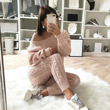 2 Piece Cotton Tracksuit