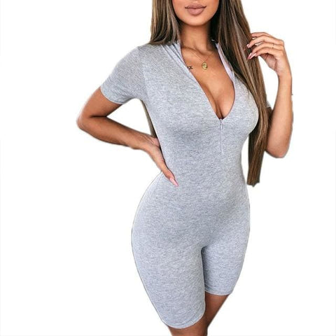 Bodycon Jumpsuit for Women - 24/7 Addiction