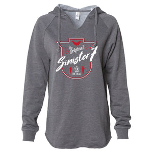 S7-2021 Original Women's Hoodie - Shadow Grey