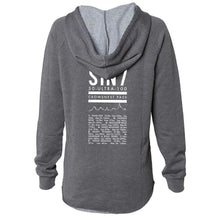 Load image into Gallery viewer, S7-2021 Original Women's Hoodie - Shadow Grey