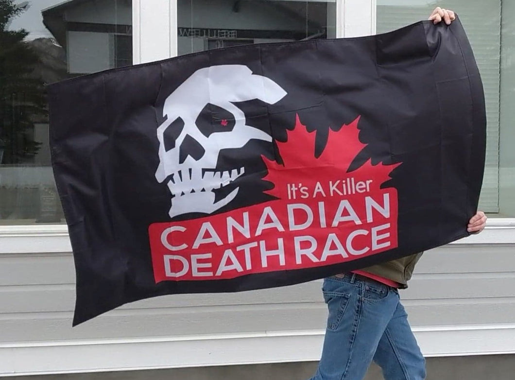 *NEW* Death Race Flag