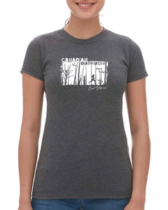 "CDR ""Can't Stop Me"" Women's Tee"