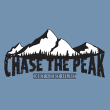 "Load image into Gallery viewer, ""Chase The Peak"" Men's Tee"