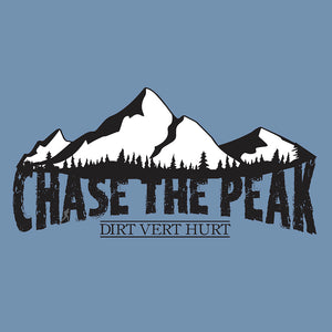 """Chase The Peak"" Men's Tee"