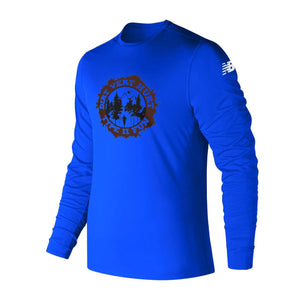 """Type II Fun"" Men's Long Sleeve Tech"