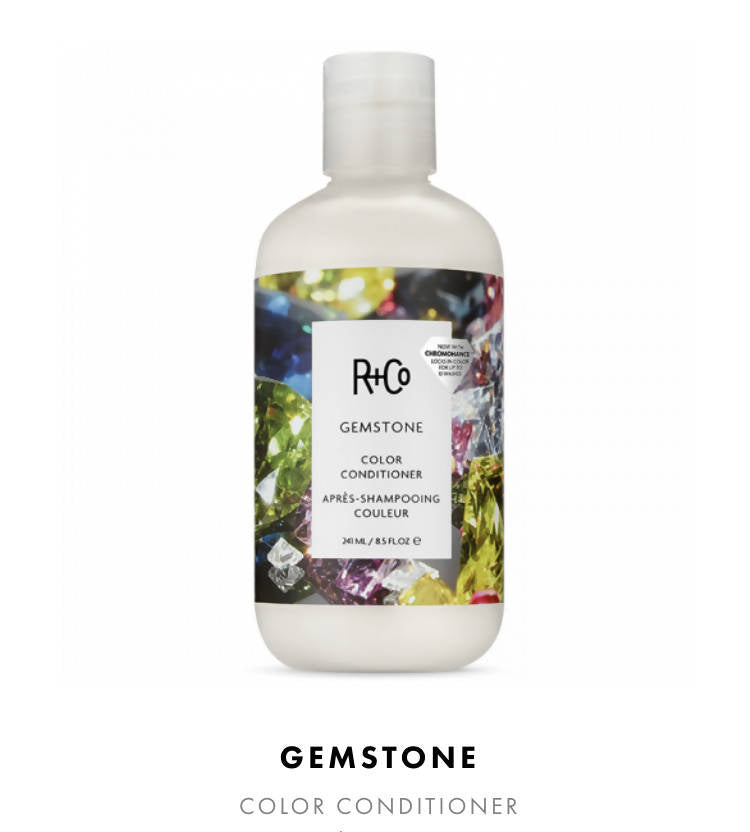 R+Co Gemstone Color preserve Conditioner