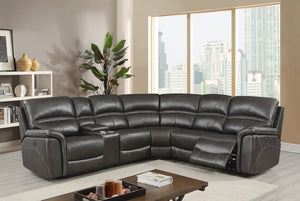 Verona Sectional with Wireless Phone Charger