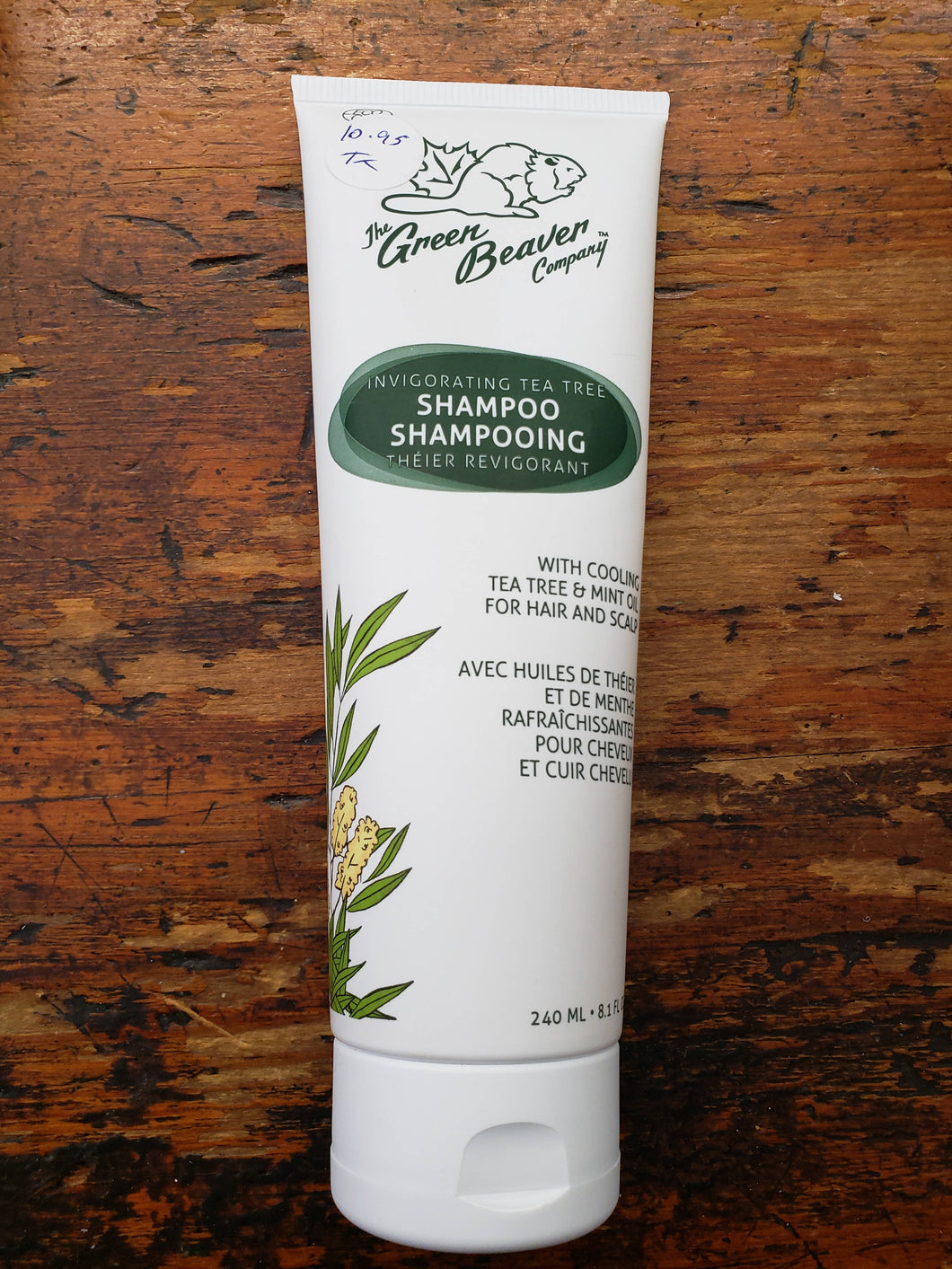 Green Beaver Shampoo (Tea Tree)