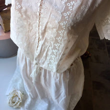 Load image into Gallery viewer, Victorian Cotton Chemise (Sundress)