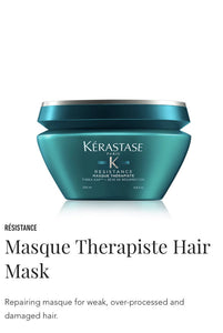Kerastase Masque Therapiste - mask for over processed hair
