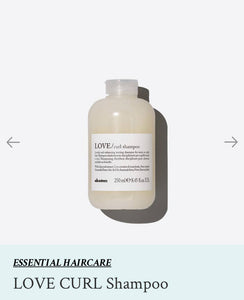 Davines Love Curl Shampoo - 250ml