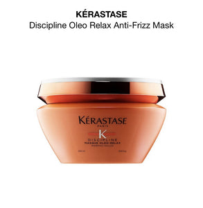 Kerastase Masque Oleo Relax - anti frizz hair mask