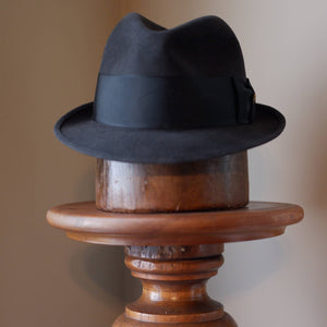 Men's Dark Grey (almost black) Stetson