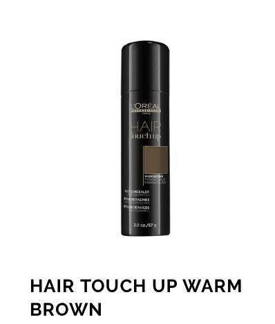 L'oreal Hair touch up spray - Warm Brown