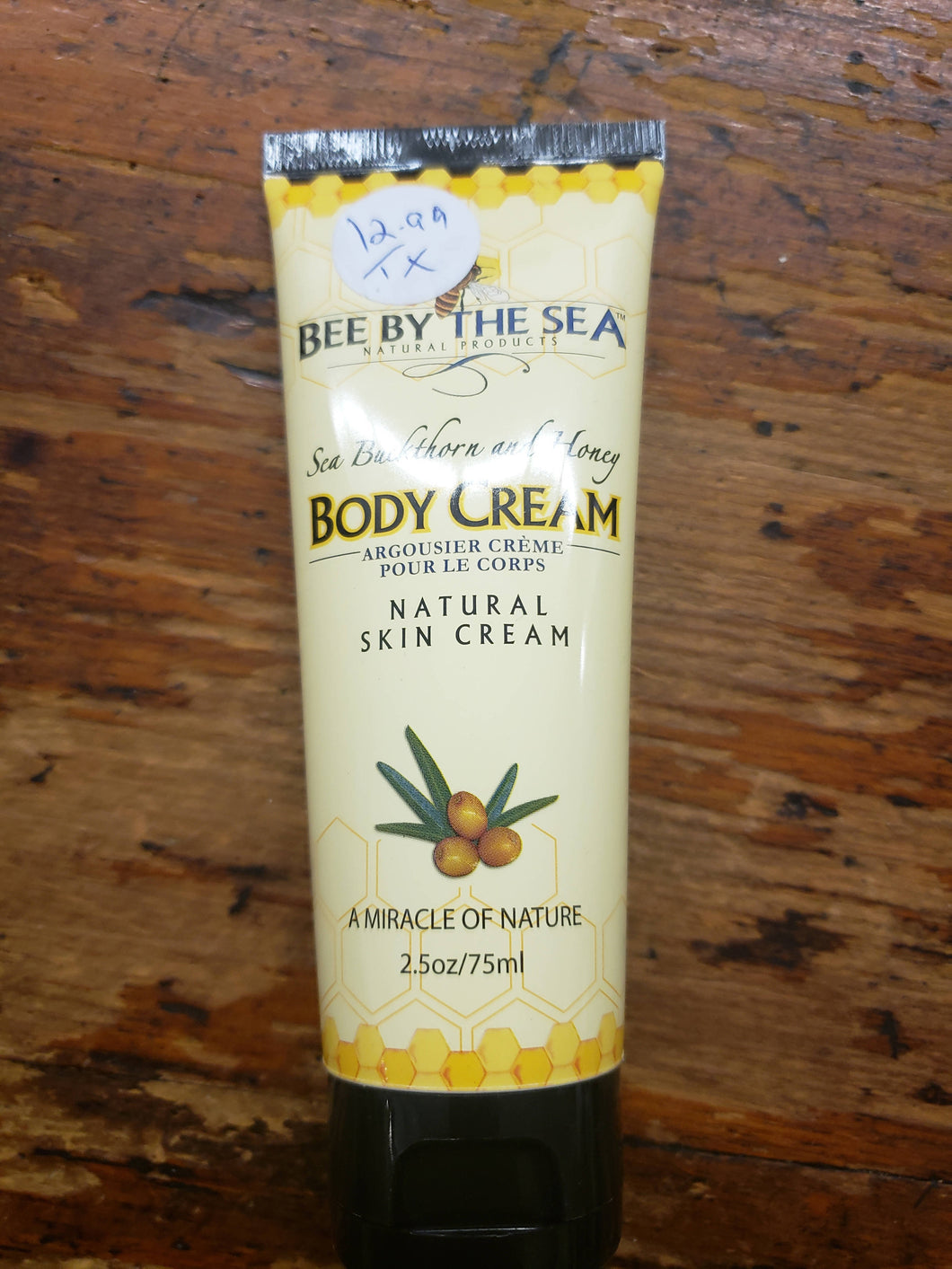 Bee By The Sea Body Cream 75ml & 220ml