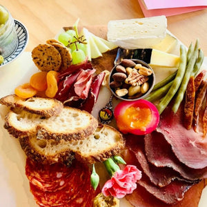 House Charcuterie + Cheese